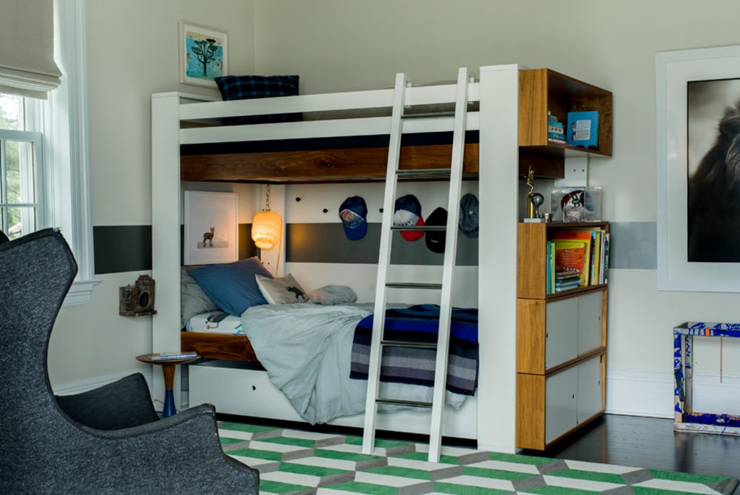 modern waterfront darien michael haverland architect bedroom