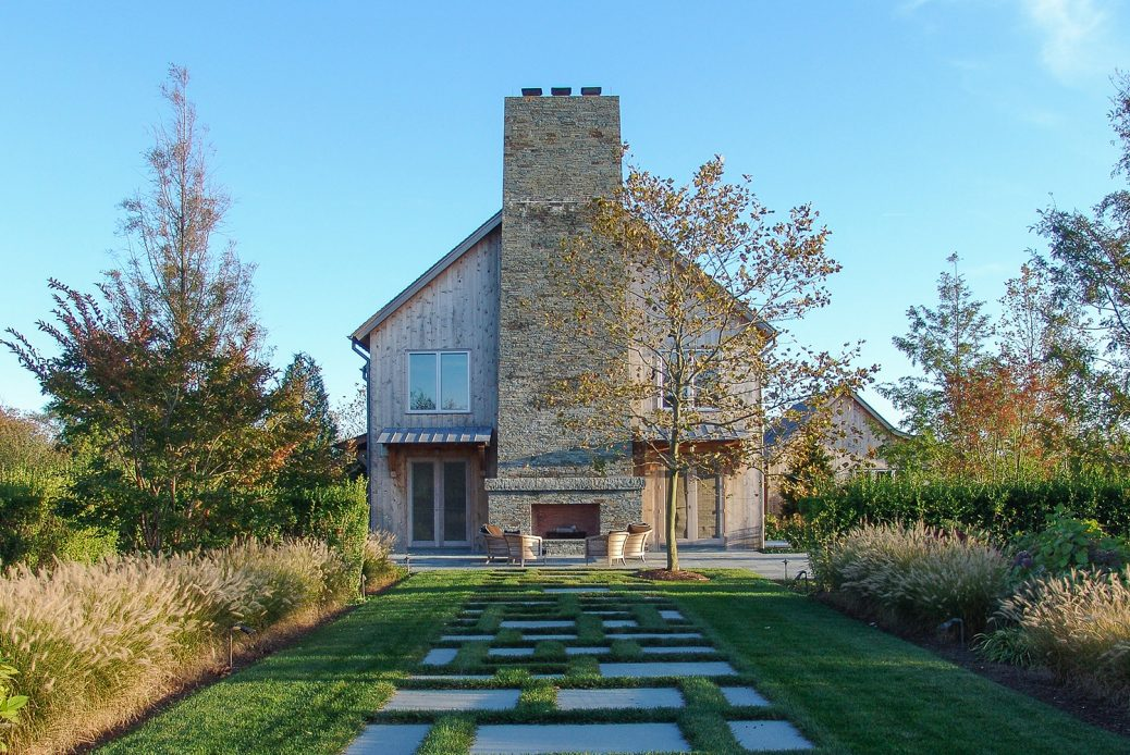 frank greenwald east hampton exterior
