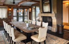Century Old East Hampton Sanvold Blanda Architecture Formal Dining Room