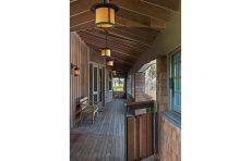 Century Old East Hampton Sanvold Blanda Architecture Deck
