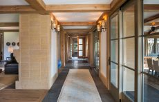 Century Old East Hampton Sanvold Blanda Architecture Hallway