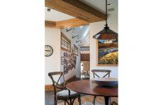 Century Old East Hampton Sanvold Blanda Architecture Dining Room