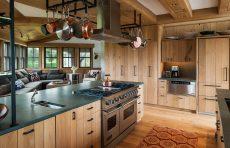 Century Old East Hampton Sanvold Blanda Architecture Kitchen