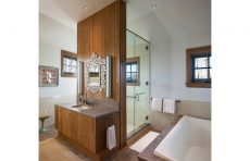 Century Old East Hampton Sanvold Blanda Architecture Bathroom